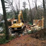 debien excavation démolition